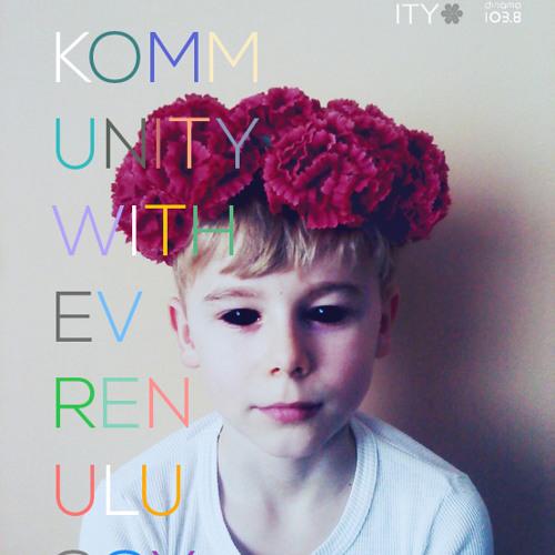 Evren Ulusoy - Kommunity @ Dinamo FM + Proton Radio (11.02.2013) EP 83,84,85) (3 Hours)