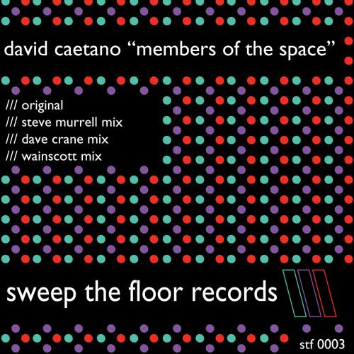 David Caetano - Members of the Space (Steve Murrell Remix)