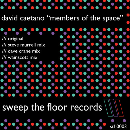 David Caetano - Members of the Space (Dave Crane Remix)