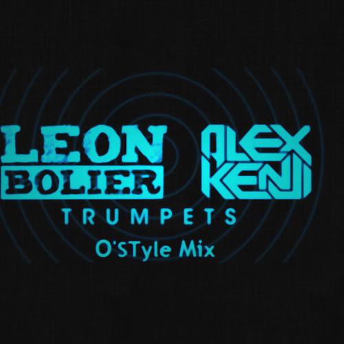 LEON BOLIER & ALEX KENJI - TRUMPETS (Liquid-Pump Club Mix)