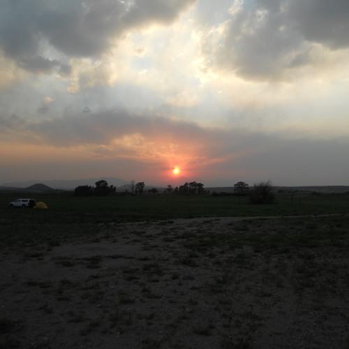 Detlook - dusty sky