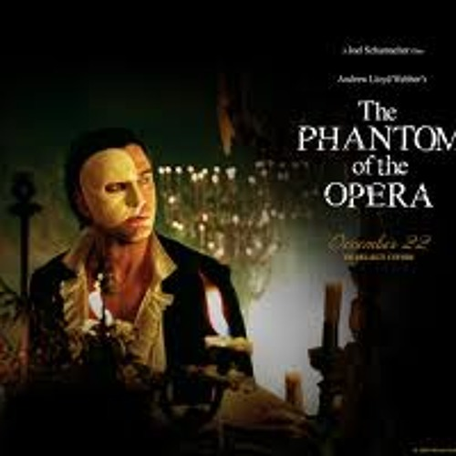 Angel of Music (Phantom of the Opera Cover)