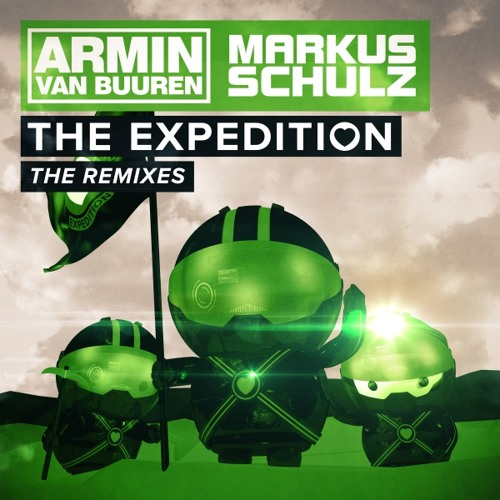 Armin van Buuren & Markus Schulz - The Expedition (ASOT600 Anthem) (KhoMha Remix)