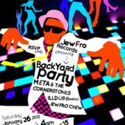 illDub - Live DJ Set @ JewFroRecords, 01.26.13