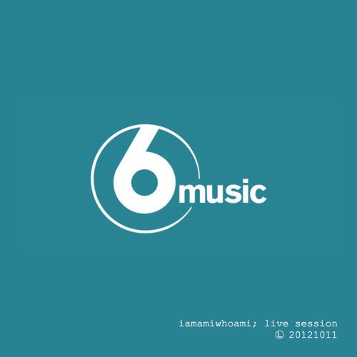 iamamiwhoami; goods (BBC 6 session)
