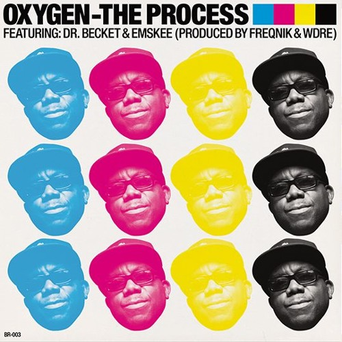 "Oxygen ""Guillotine 16's"" Feat. Emskee & Doc Becket Prod. By Freqnik & WDRE Out Now On 7 Inch Vinyl"