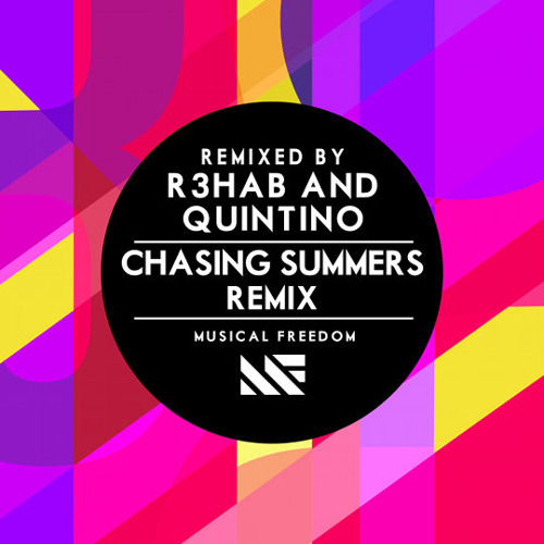 Tiesto - Chasing summers ( R3HAB & Quintino) [Out now]