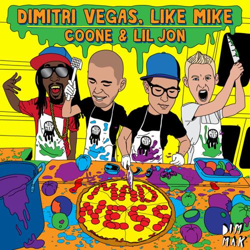 Dimitri Vegas, Like Mike, Coone & Lil Jon - Madness ( DIM MAK RECORDS - TEASER )