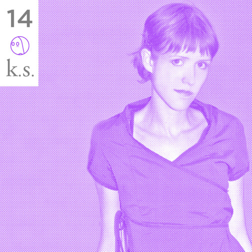 GhostlyCast #14 Kate Simko Live Set