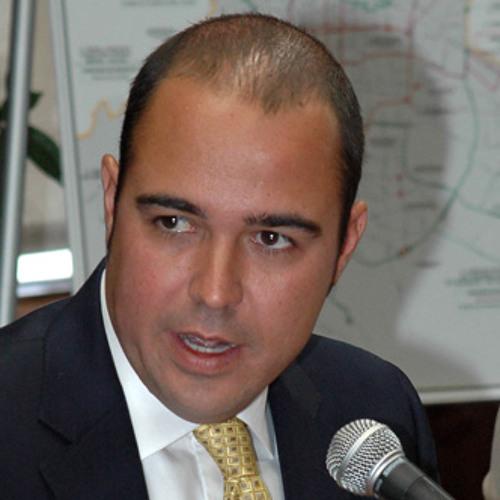 FERNANDO ABOITIZ TITULAR DE LA AGENCIA DE GESTIÓN URBANA DEL DF.