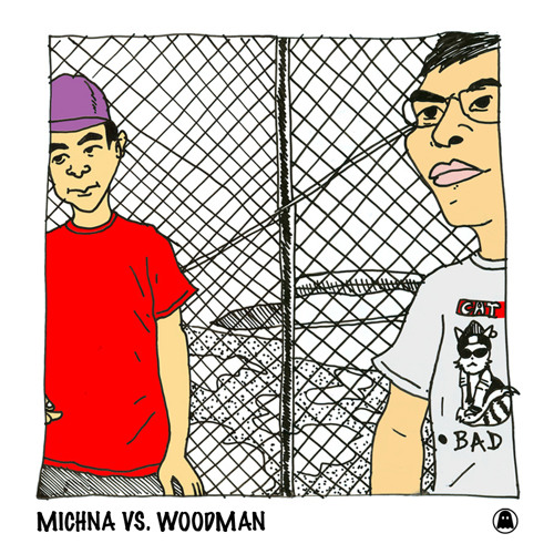 GhostlyCast #17 Metal on Metal (Michna vs. Woodman)