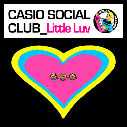 MULLET066 • Casio Social Club - Little Luv • (EP Preview)