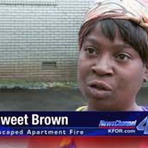 Sweet Brown Has Time For Vocalo