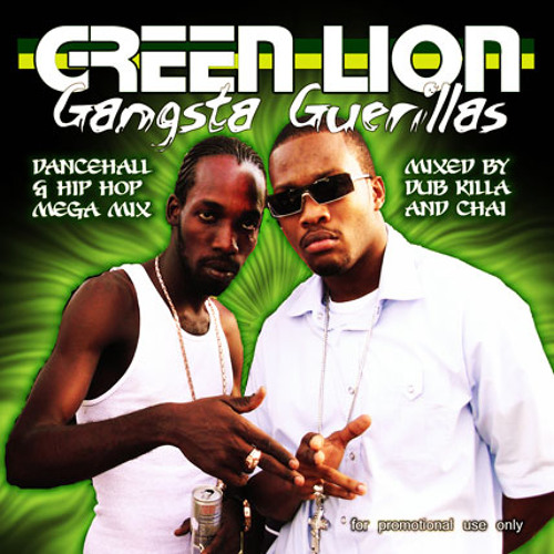 Green Lion Crew- Gangsta Guerillas Mixtape (Free Download)
