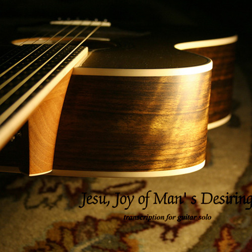 Jesu Joy Of Mans Desiring - Acoustic Session