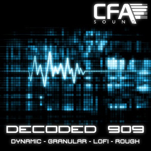Decoded 909 Sample Pack