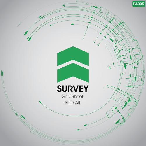 PA005: Survey - Grid Sheet [Forthcoming 04/03/2013