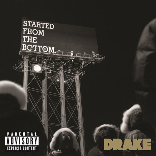 Drake ~ Started From the Bottom Instrumental (Re-Produced by @BangMusikTV)