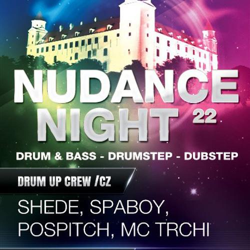 DJ Shede & MC Trchi Live @ Nudance Night, Subclub SK