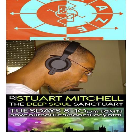 Stuart Mitchell presents The Deep Soul Sanctuary on SOS LIVE feat guest mix from E-Raze- 12/02/13