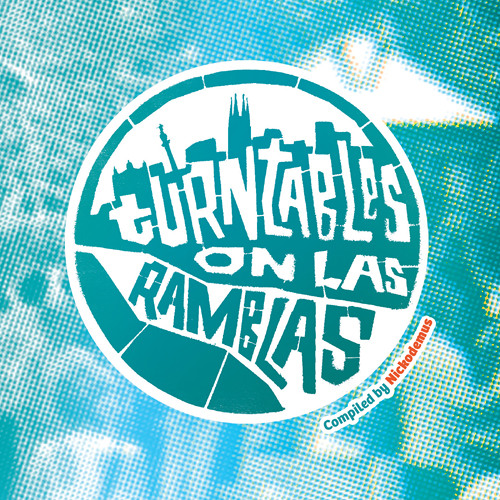 Nickodemus - Turntables on Las Ramblas Promo Mixtape