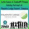 Ad for Latin Dance & Zumba® Fitness Retreat