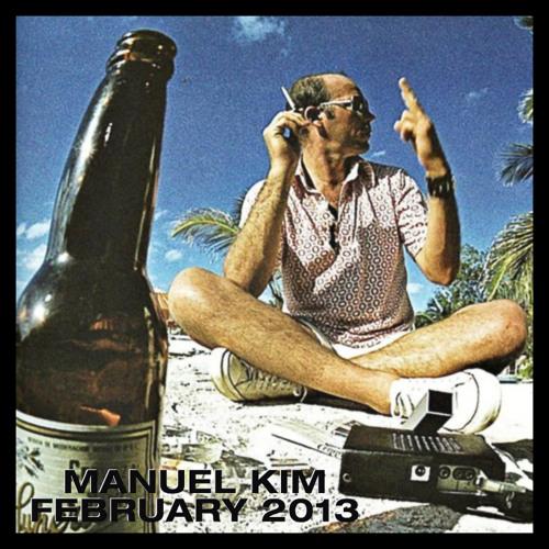 Manuel Kim DJ Charts February 2013
