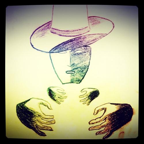 Cowboy Shall Surf