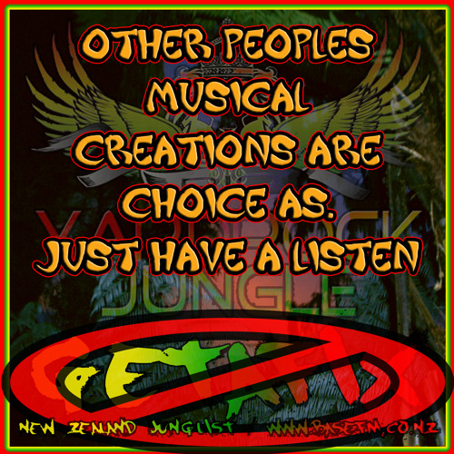 OTHER PEOPLE MAKE REAL CHOICE MUSIC!!