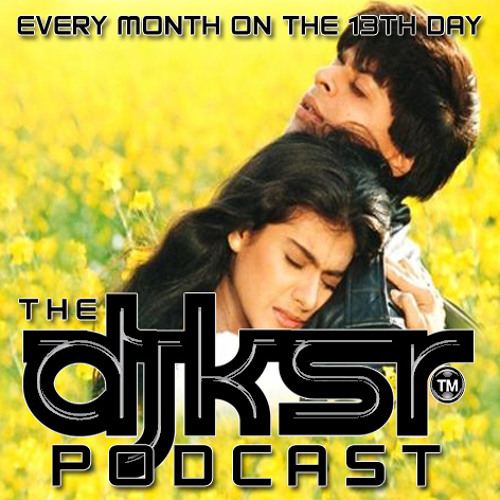 "DJ KSR - February 2013 ""90's Bollywood"" Podcast"