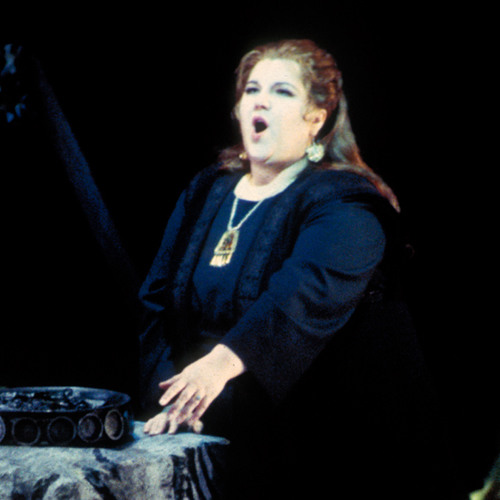 "Seattle Opera ""Countdown to the 50th!"" Jane Eaglen Debuts as Norma"