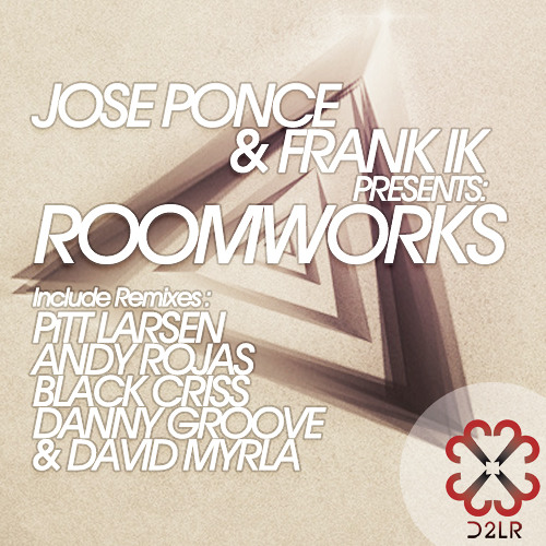 Jose Ponce & Fran lk - RoomWorks (Andy Rojas Remix)