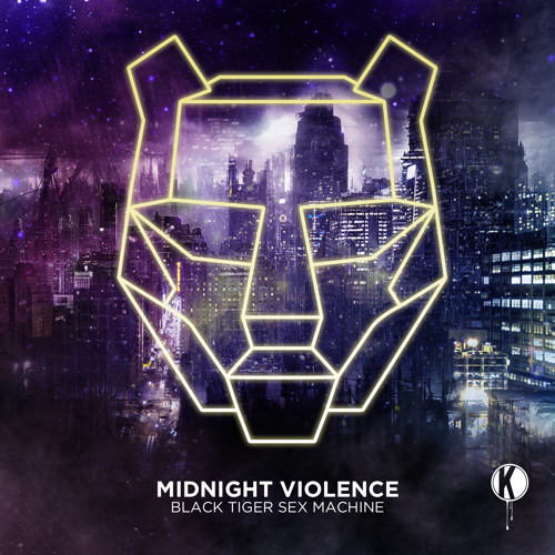 Midnight Violence by Black Tiger Sex Machine