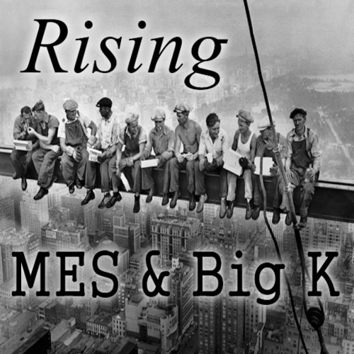 DJ Kennymester feat. Mes - Rising