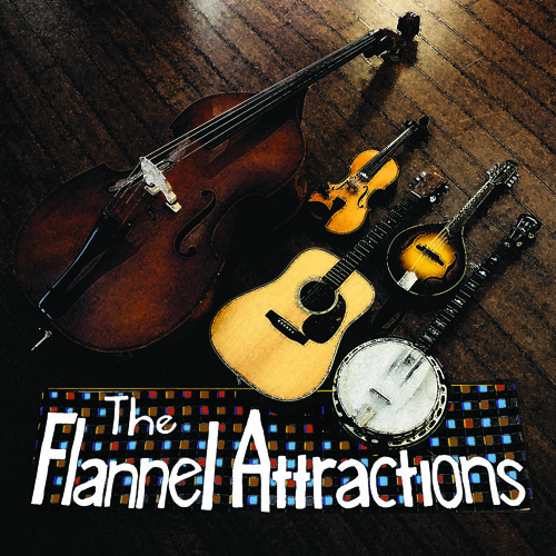 The Flannel Attractions EP