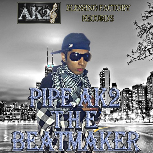 Pipe Aktiva2 - No Te Quiero Perder (Prod. By Blessing Factory Record's) (2013)