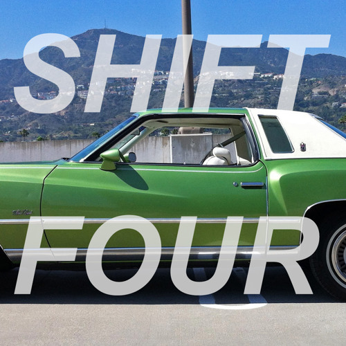 Shift Four - Caddy (American DJ) *OUT NOW!*