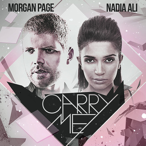 Morgan Page Feat. Nadia Ali - Carry Me (Nilson & The 8th Note Remix) [OUT NOW!]