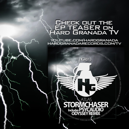 Atlas - Stormchaser (Psycaudio's Odyssey Remix) [Forthcoming on Hard Granada MARCH 14th]