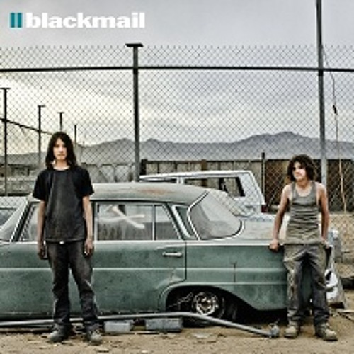 blackmail - Kiss the Sun