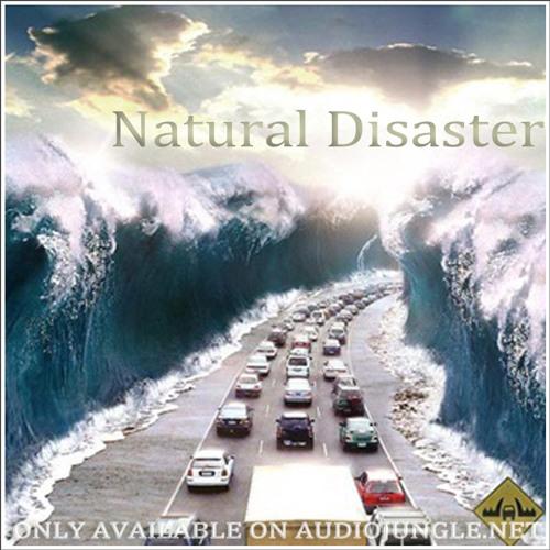 Natural Disaster (Audiojungle Preview)