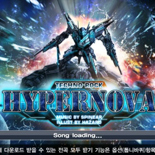 Hypernova - spinear