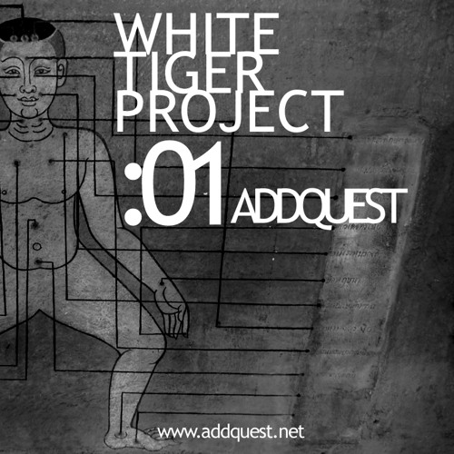 WHITE TIGER PROJECT 01 by ADDQUEST