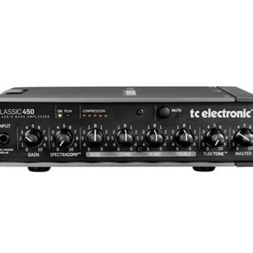 Tc Electronics Classic 450 - Finger Style