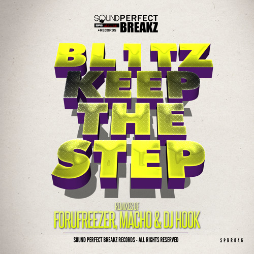 Bl1tz-keep-the-step-(forufreezer remix).now in beatport!!