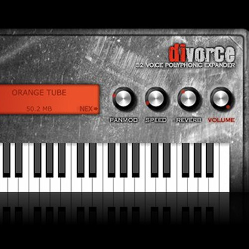 Demo Divorce - Piano SamplePlayer