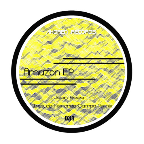 Joan Roca - Amazon EP //AR031 Out Now on Beatport
