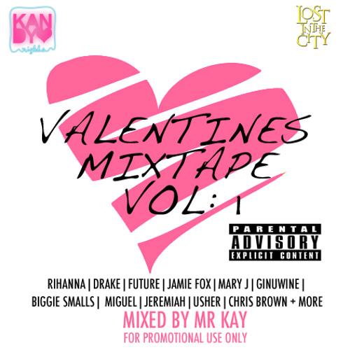 Love Kandy (Valentine Mixtape) Vol 1 (Mixed By Mr Kay)