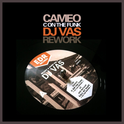 CAMEO - C On The Funk ((DJ VAS REWORK))