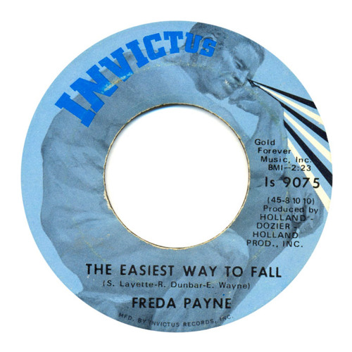 Freda Payne - The Easiest Way To Get Unhooked (Gavin From Worcester Edit)
